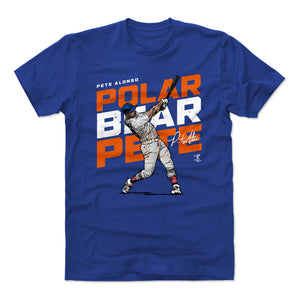 Pete Alonso Men's Cotton T-Shirt | 500 LEVEL