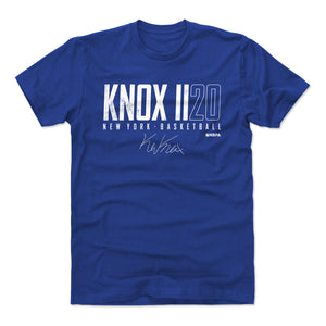Kevin Knox II Men's Cotton T-Shirt | 500 LEVEL