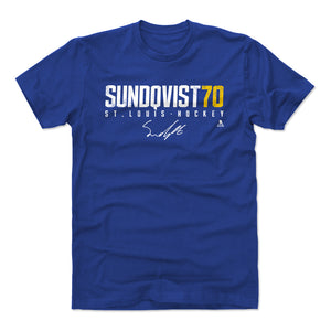 Oskar Sundqvist Men's Cotton T-Shirt | 500 LEVEL