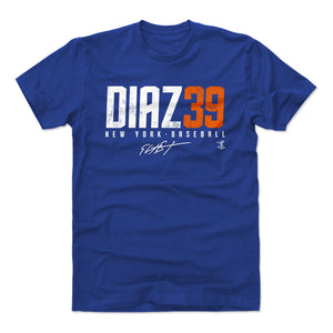 Edwin Diaz Men's Cotton T-Shirt | 500 LEVEL