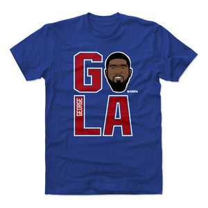 Paul George Men's Cotton T-Shirt | 500 LEVEL