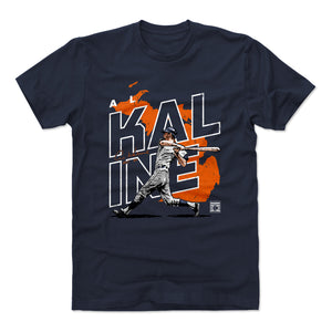 Al Kaline Men's Cotton T-Shirt | 500 LEVEL