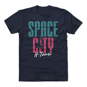 Houston Men's Cotton T-Shirt | 500 LEVEL