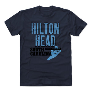 Hilton Head Men's Cotton T-Shirt | 500 LEVEL