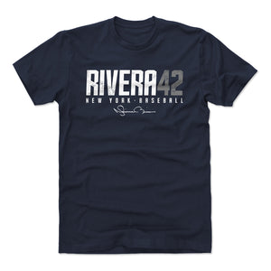 Mariano Rivera Men's Cotton T-Shirt | 500 LEVEL