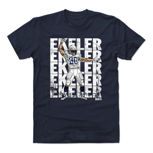 Austin Ekeler Men's Cotton T-Shirt | 500 LEVEL