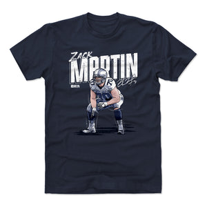 Zack Martin Men's Cotton T-Shirt | 500 LEVEL