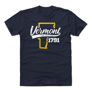 Vermont Men's Cotton T-Shirt | 500 LEVEL