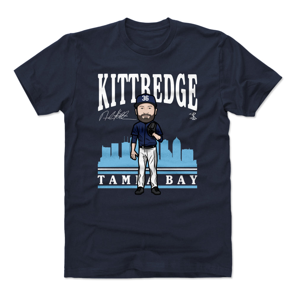 Andrew Kittredge Men's Cotton T-Shirt | 500 LEVEL