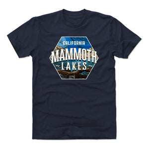 Mammoth Lakes Men's Cotton T-Shirt | 500 LEVEL