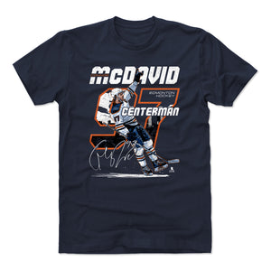 Connor McDavid Men's Cotton T-Shirt | 500 LEVEL