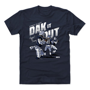 Ezekiel Elliott Men's Cotton T-Shirt | 500 LEVEL