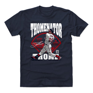 Jim Thome Men's Cotton T-Shirt | 500 LEVEL