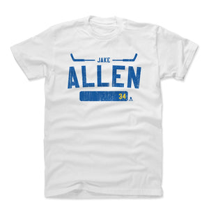 Jake Allen Men's Cotton T-Shirt | 500 LEVEL