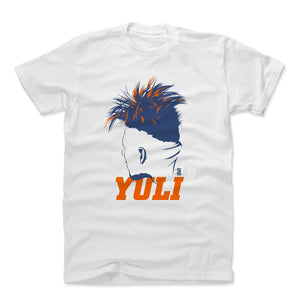 Yuli Gurriel Men's Cotton T-Shirt | 500 LEVEL