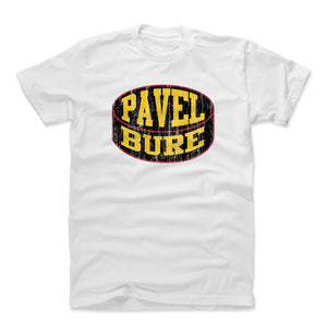 Pavel Bure Men's Cotton T-Shirt | 500 LEVEL