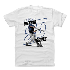 Gleyber Torres Men's Cotton T-Shirt | 500 LEVEL