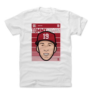 Tommy Edman Men's Cotton T-Shirt | 500 LEVEL