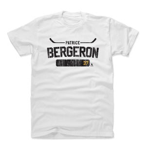 Patrice Bergeron Men's Cotton T-Shirt | 500 LEVEL
