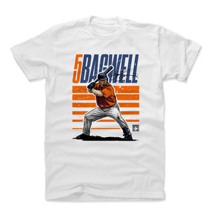 Jeff Bagwell Men's Cotton T-Shirt | 500 LEVEL