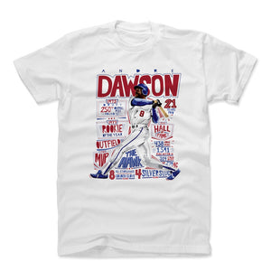 Andre Dawson Men's Cotton T-Shirt | 500 LEVEL