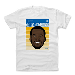 Draymond Green Men's Cotton T-Shirt | 500 LEVEL