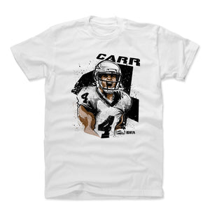 Derek Carr Men's Cotton T-Shirt | 500 LEVEL