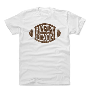 Hanford Dixon Men's Cotton T-Shirt | 500 LEVEL