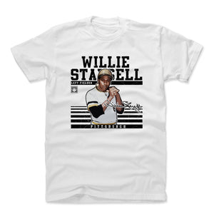 Willie Stargell Men's Cotton T-Shirt | 500 LEVEL