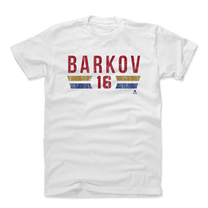 Aleksander Barkov Men's Cotton T-Shirt | 500 LEVEL