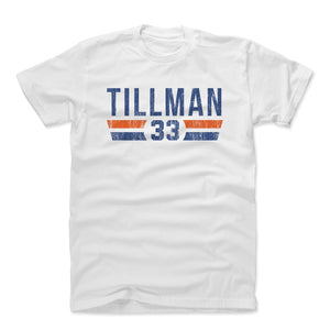 Charles Tillman Men's Cotton T-Shirt | 500 LEVEL