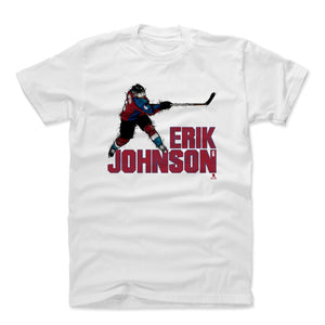 Erik Johnson Men's Cotton T-Shirt | 500 LEVEL