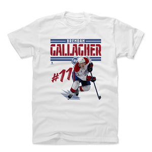 Brendan Gallagher Men's Cotton T-Shirt | 500 LEVEL