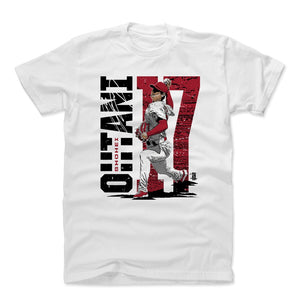 Shohei Ohtani Men's Cotton T-Shirt | 500 LEVEL