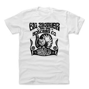 Big Brother And The Holding Company Men's Cotton T-Shirt | 500 LEVEL
