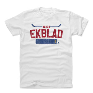 Aaron Ekblad Men's Cotton T-Shirt | 500 LEVEL