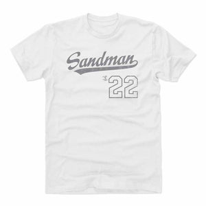Sandy Alcantara Men's Cotton T-Shirt | 500 LEVEL