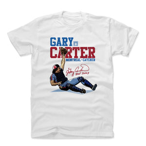 Gary Carter Men's Cotton T-Shirt | 500 LEVEL
