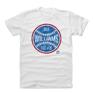 Billy Williams Men's Cotton T-Shirt | 500 LEVEL