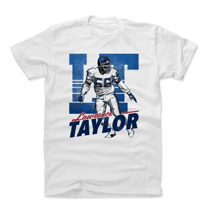 Lawrence Taylor Men's Cotton T-Shirt | 500 LEVEL