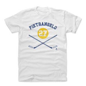 Alex Pietrangelo Men's Cotton T-Shirt | 500 LEVEL