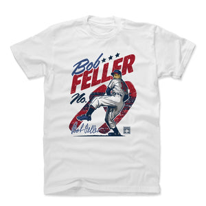 Bob Feller Men's Cotton T-Shirt | 500 LEVEL