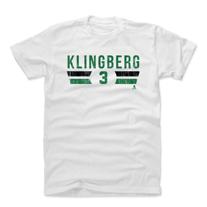 John Klingberg Men's Cotton T-Shirt | 500 LEVEL