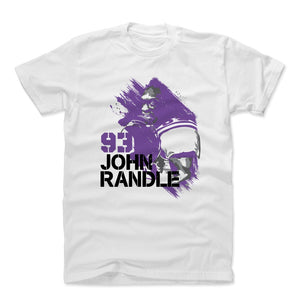 John Randle Men's Cotton T-Shirt | 500 LEVEL