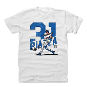 Mike Piazza Men's Cotton T-Shirt | 500 LEVEL