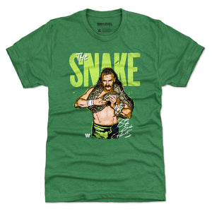 Jake The Snake Men's Premium T-Shirt | 500 LEVEL