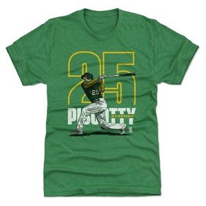 Stephen Piscotty Men's Premium T-Shirt | 500 LEVEL