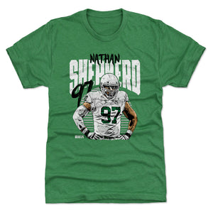 Nathan Shepherd Men's Premium T-Shirt | 500 LEVEL