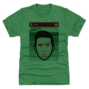 Jared Spurgeon Men's Premium T-Shirt | 500 LEVEL