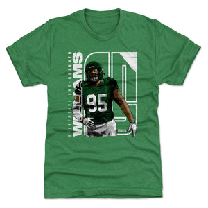 Quinnen Williams Men's Premium T-Shirt | 500 LEVEL